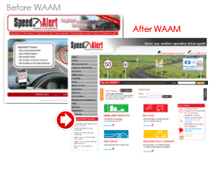 WAAM-before-after-creative-web-design-website-solution-transformation-speedalert